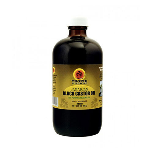 Tropic Isle Living - Jamaican Black Castor Oil - 4oz