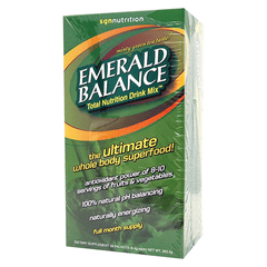 SGN Nutrition - Emerald Balance - 28 packets