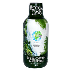 Tropical Oasis - Liquid Calcium Magnesium Orange Flavour - 32oz