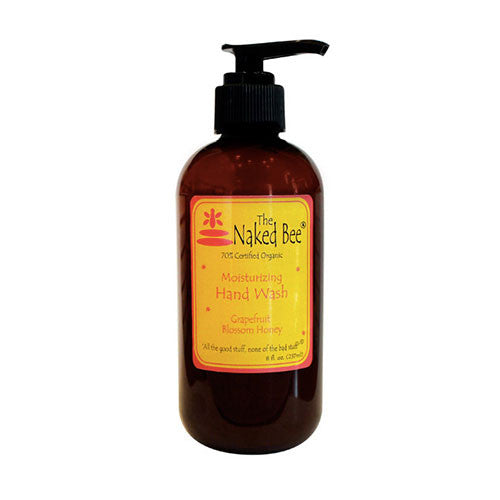 The Naked Bee - Orange Blossom Moisturizing Hand Wash - 8oz