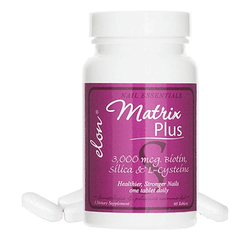 Elon - Matrix Plus Vitamin For Nails - 60 Tabs