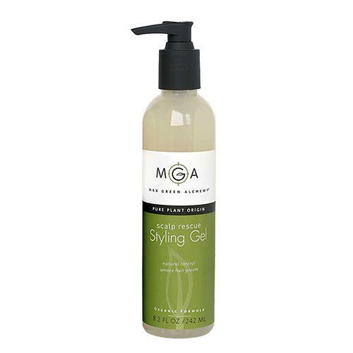 Max Green Alchemy - Scalp Rescue Styling Gel - 8.2 oz