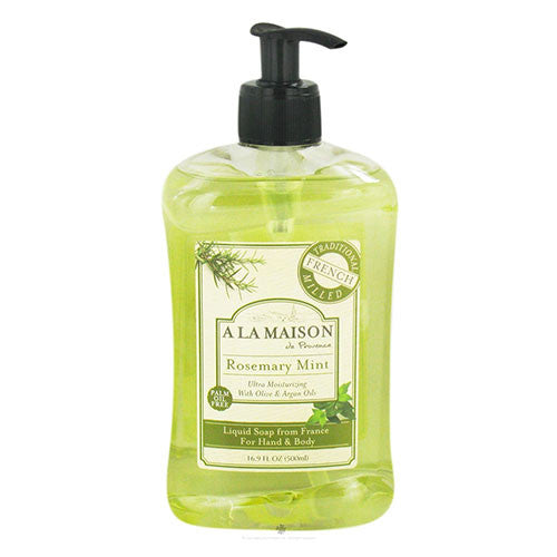 A La Maison - French Liquid Soap Rosemary & Mint