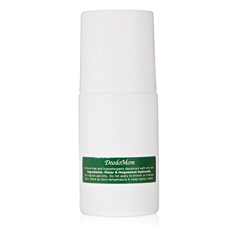 DeodoMom - Hypoallergenic Lotion Deodorant Roll-on