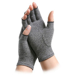 Imak - Compression Gloves For Arthritis And Circulation Improvement - Large