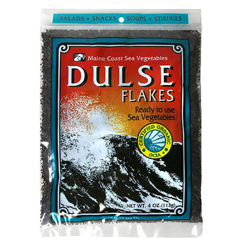 Maine Coast Sea Vegatables Dulse Flakes - 4oz