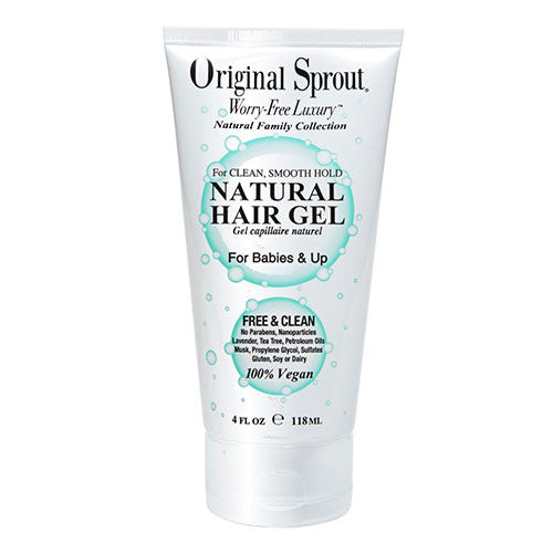 Original Sprout - Natural Hair Gel - 4oz