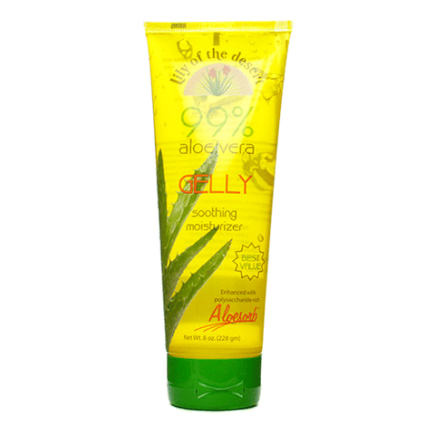 Lily Of The Desert - Aloe Vera Gelly - 8oz