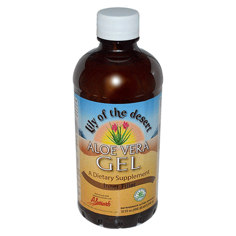 Lily Of The Desert - Aloe Vera Gel - 32oz