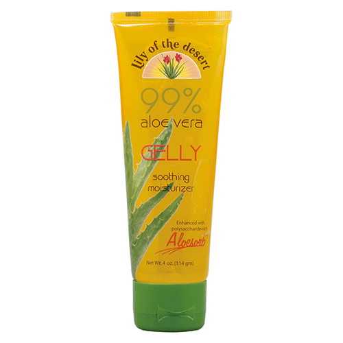 Lily Of The Desert - Aloe Vera Gelly - 4oz