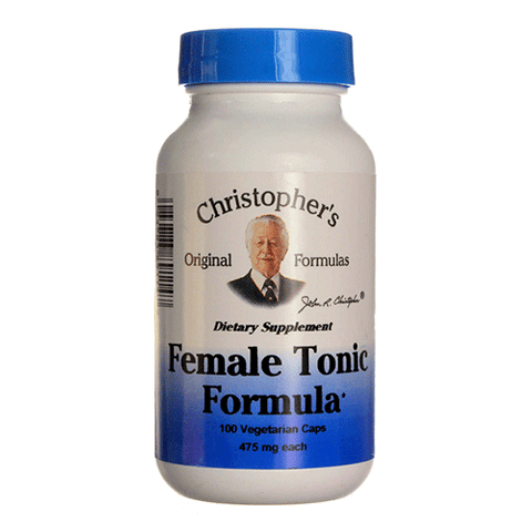 Dr Christopher's - Female Tonic Formula - 100 caps