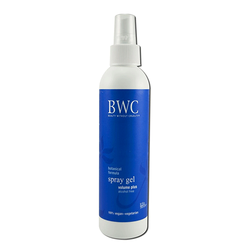 Beauty Without Cruelty - Styling Volume Plus Spray Styling Gel - 8.5oz