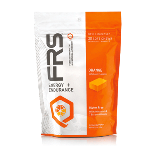 FRS - Healthy Energy Chews - Orange - 30 chews