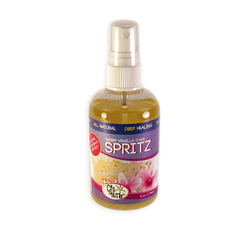 CJ's Butter - Spritz - Warm Vanilla Cake - 4oz