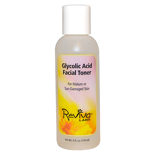 Reviva Labs - Glycolic Acid Facial Toner - 4oz