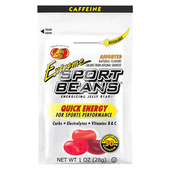 Jelly Belly - Extreme Sports Beans - Assorted - 24 pack - 1oz