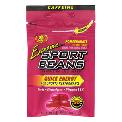 Jelly Belly - Extreme Sports Beans - Pomegranate - 24 pack - 1oz