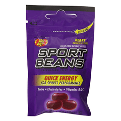 Jelly Belly - Sports Beans - Berry - 24 pack - 1oz