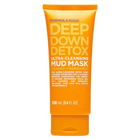 Formula 10.0.6 - Deep Down Detox Mud Mask - 3.4oz
