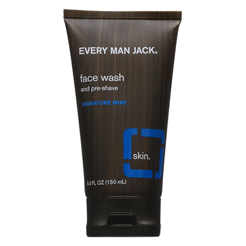 Every Man Jack - Face Wash - Signature Mint - 5oz