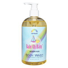 Rainbow Research - Baby Oh Baby Herbal Body Wash - 16oz