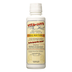 Vita-Myr - Zinc Plus Herbal Mouthwash - 16oz