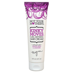 Not Your Mothers - Kinky Moves Curl Defining Hair Cream - 4oz
