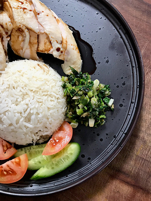 Melissa Leong's Death Row Meal: Hainanese Chicken Rice