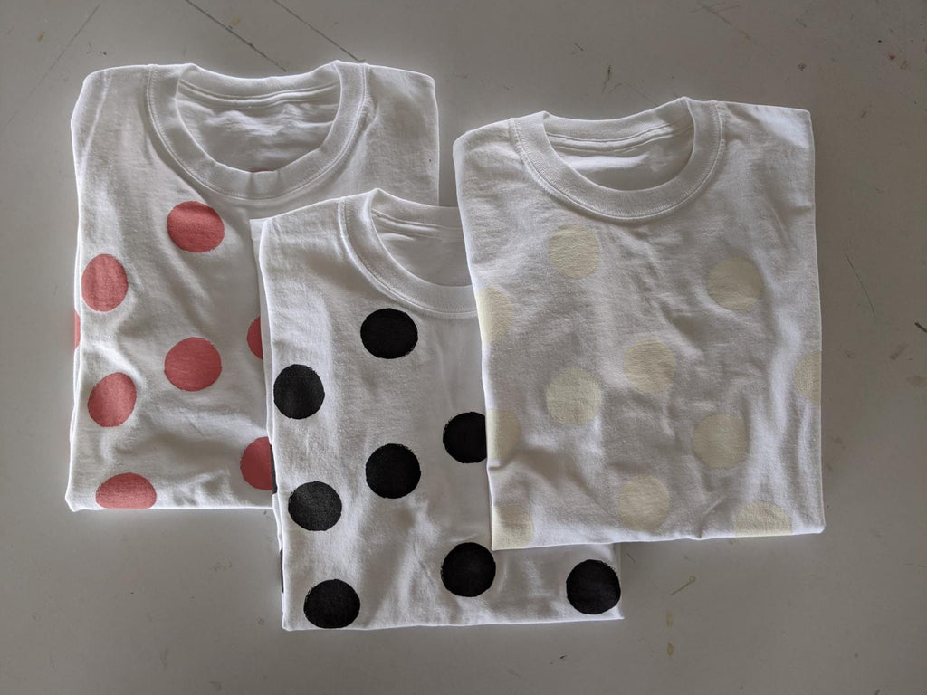 Polkadot Long Sleeve T-Shirt