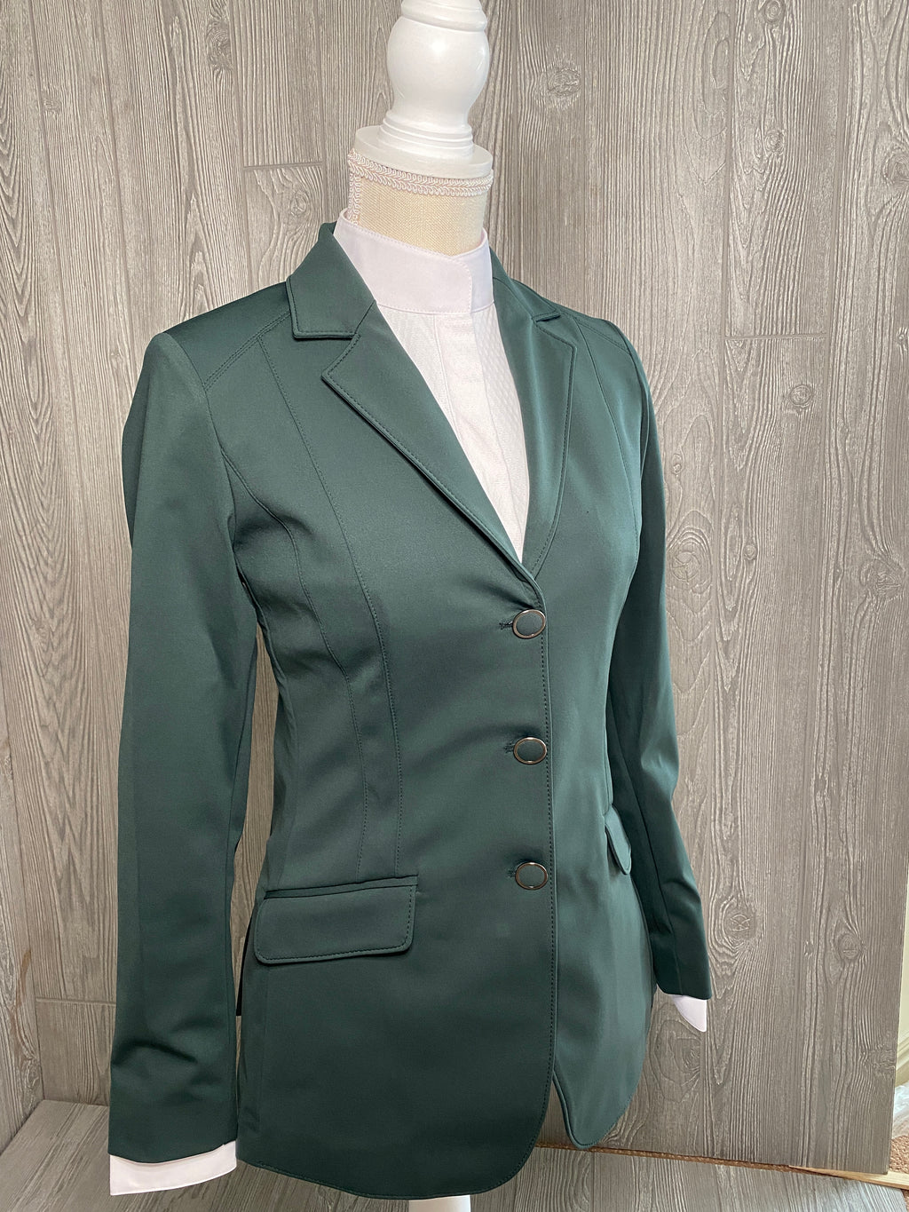 Animo Show Jacket LP_US - Bottiglia (hunter green)