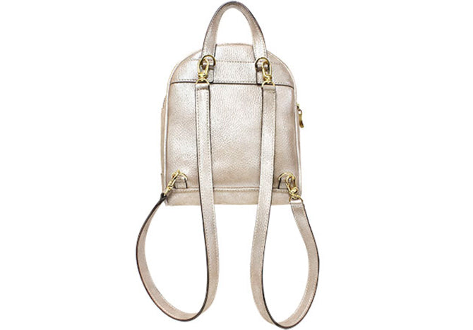 METALLIC NUDE BACKPACK DS2813