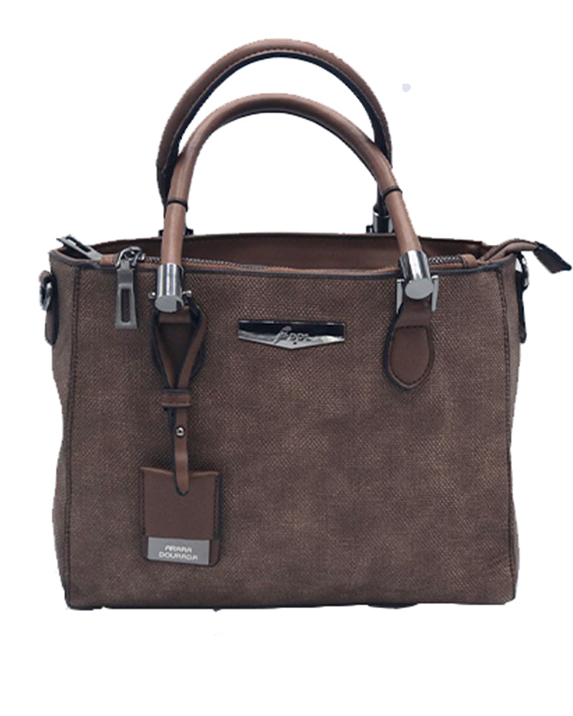 Medium Leather Brown HandBag | Women's Handbags