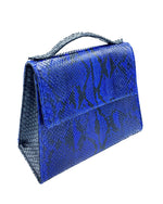 Kelly Royal Blue Purse