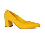 Emma Yellow Pump