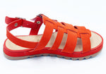 Bella Red Strap Sandal