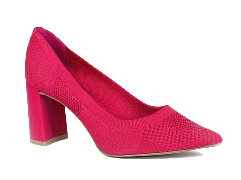 Mob Hot Pink Pump