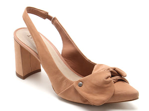 Daisy Beige Pointed Sandal