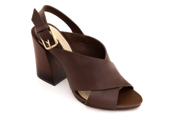 SANDAL WOODY CHOCOLATE - DPARZ