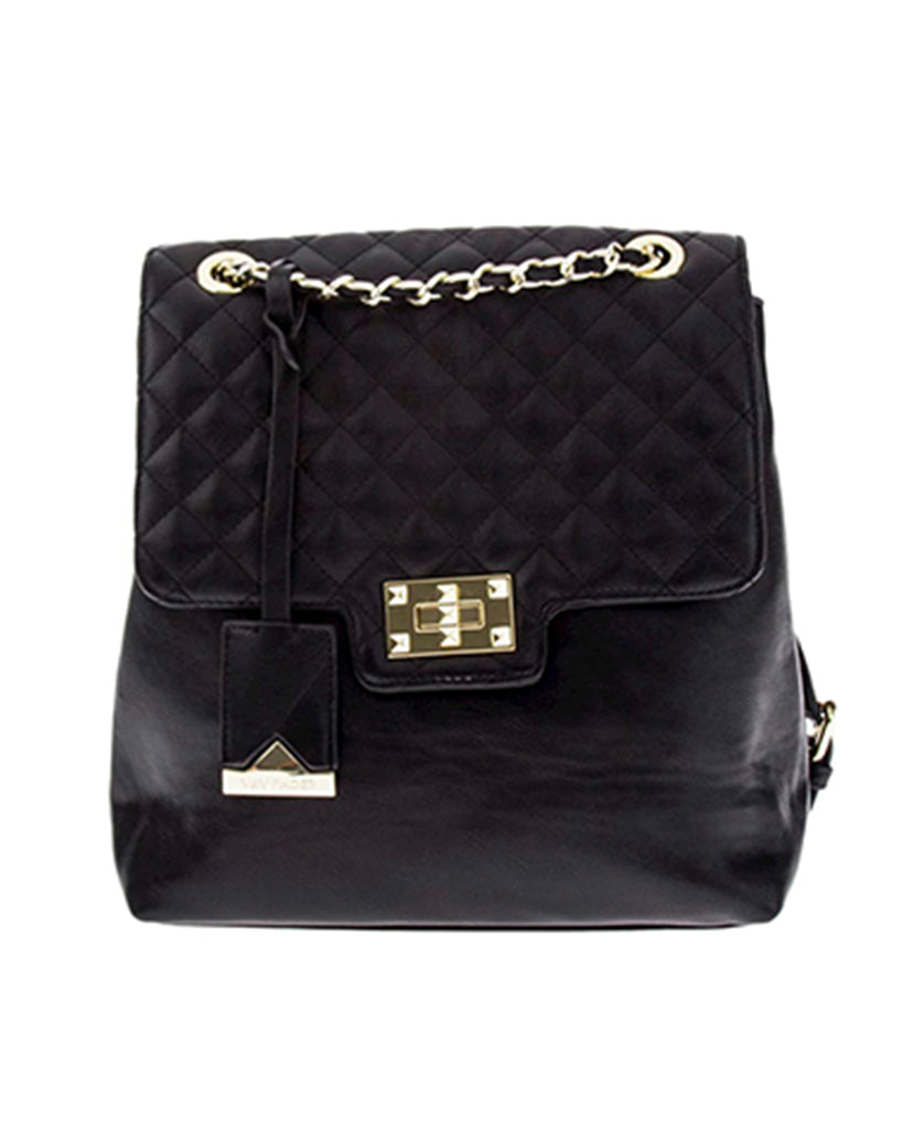 Quilted Leather Backpack | Women's Handbags