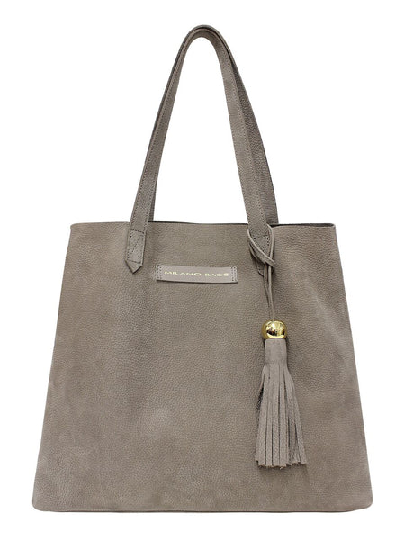 TAUPE CARRY ALL TOTE DS2905
