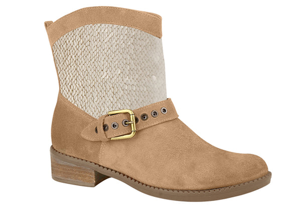 NUDE ANCKLE BOOT SUEDE DPARZ SHOES