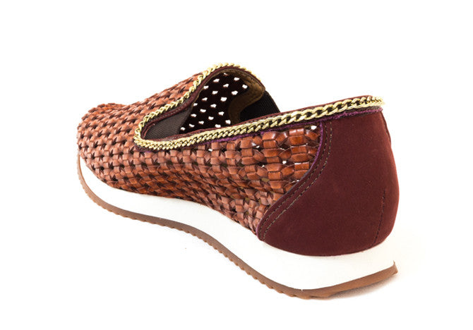 LOAFER MARSALA BURGUNDY - DPARZ