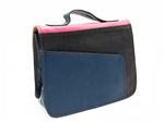 Pink Fold Over Small Handbag | Chic and Classic Women's Purse