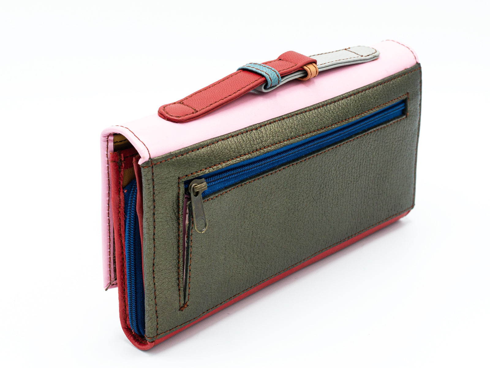 Leece Blush Wallet Clutch