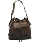 Stella Brown Adjustable Shoulder Tote