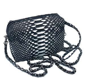 Asia Black Crossbody