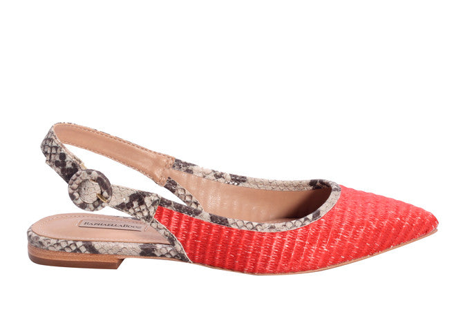POINTED COBRA CORAL FLATS - DPARZ