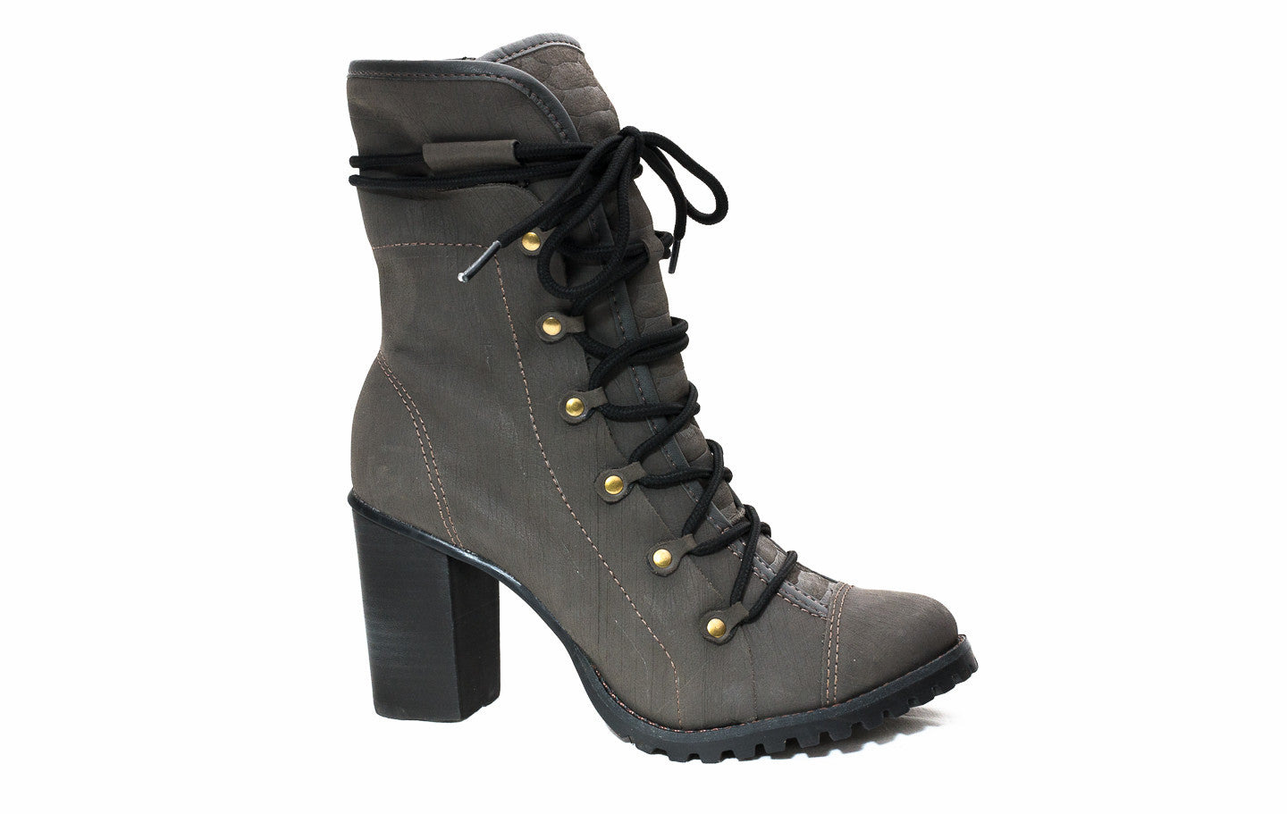 BOOT GEMI GREY - DPARZ