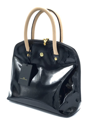 SAMARA BLACK HANDBAG DS2577