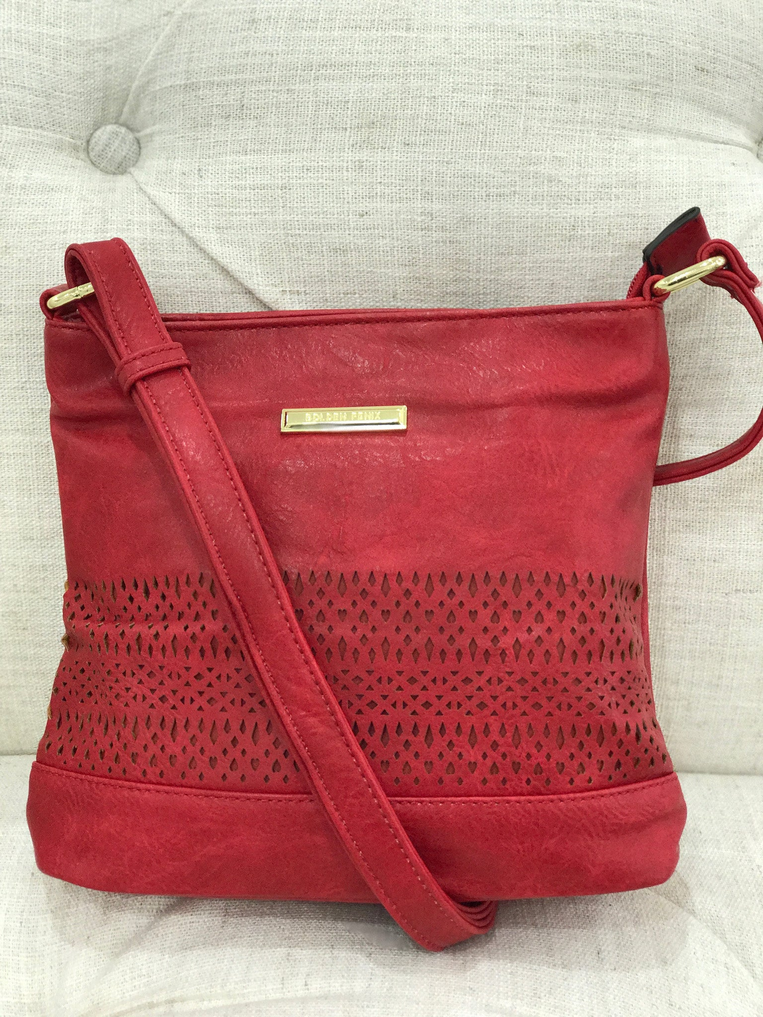 TRIBAL CROSSBODY BAG - DPARZ